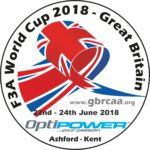 F3A World Cup 2018 - Great Britain