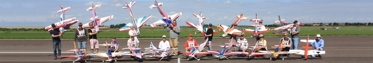 Great Britian R/C Aerobatic Association