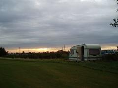 Sun rise on the Proturf Site -- Sun rise on the Proturf Site