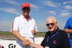 British Nationals F3A Championship 2nd, Keith Jackson.